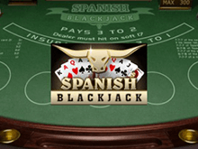 Автомат Испанский Блэкджек в казино Вулкан Удачи