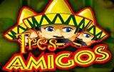 Играть в игровой слот Трое Амиго