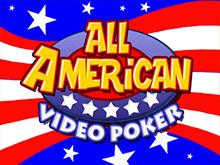 Автомат Американский Покер на деньги