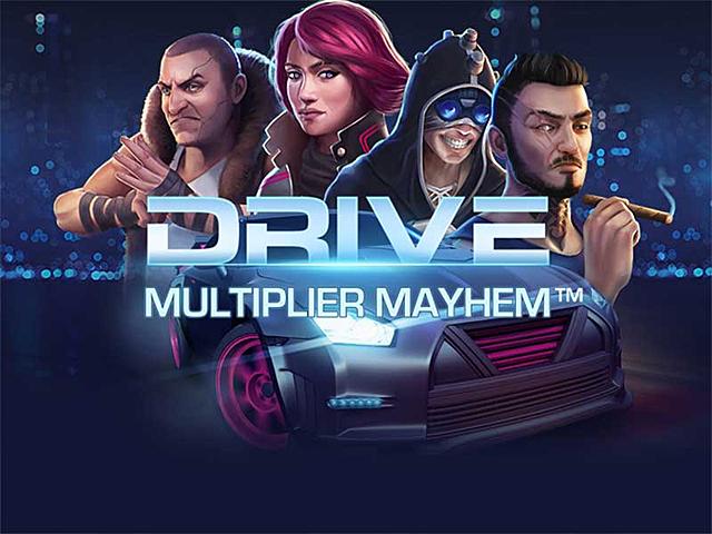 Drive: Multiplayer Mayhem